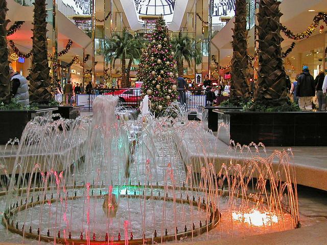 Christmas, West Edmonton Mall