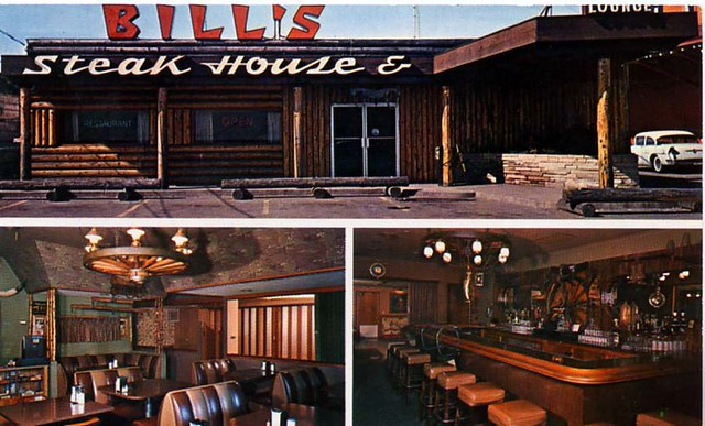 Bills Steak House Portland Or At 102nd And Sandy Bills Is