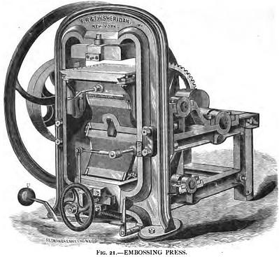 Embossing Press