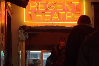 Regent Theatre (inside)