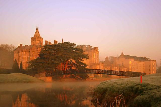 Manor Sunrise