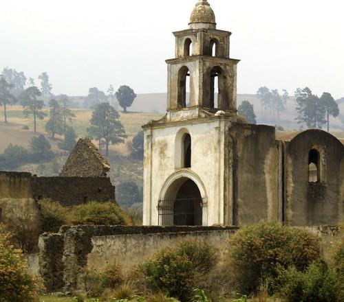 Ex Convent Huejotzingo Puebla
