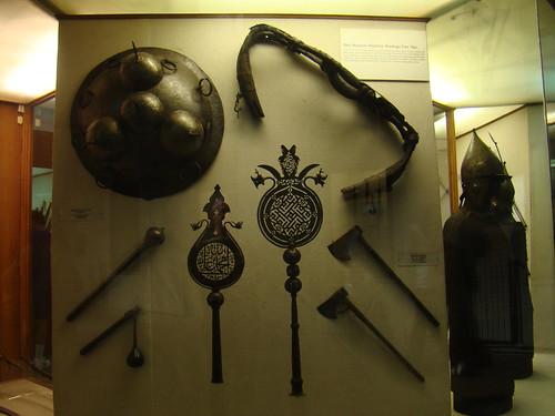 Turquia Estambul sala armas Palacio Topkapi 69