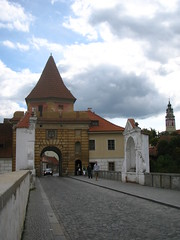 Gate of Budejovice