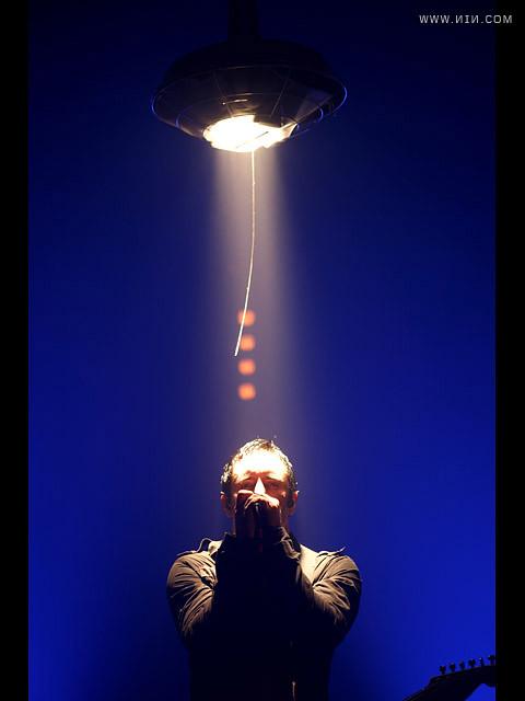 Nine Inch Nails Live @ Coliseum - Lisbon, Portugal, 2.11.07