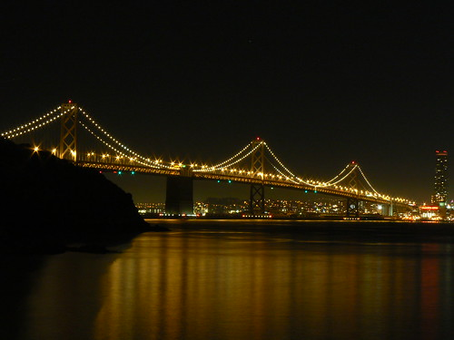 Bay Bridge - San Francisco, CA | by Brad Andersohn