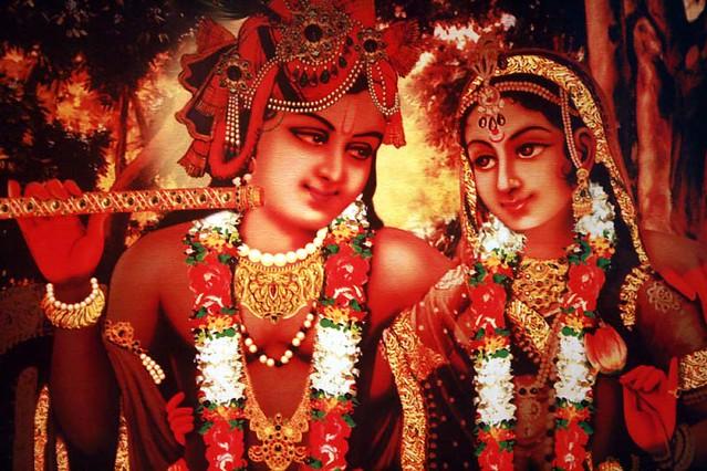 HINDU GOD & GODDESS - RADHA KRISHNA | The wallpaper