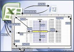 Excel & OpenOffice Calc navigation shortcuts | Excel & OpenO
