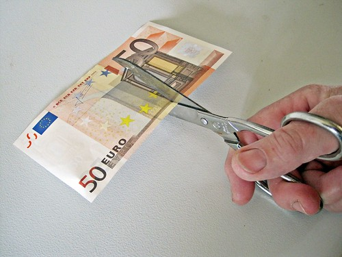 50 Euro Note Cut | by Images_of_Money