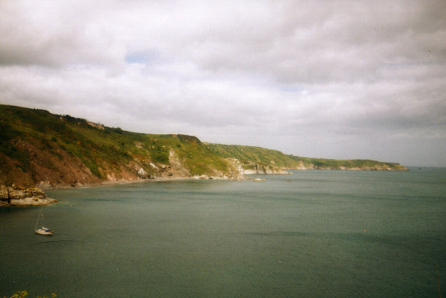 View to Berry Head
