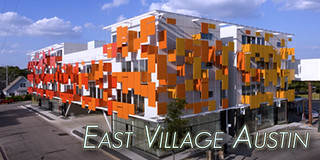 East Village on 11th Street | by East End Cultural District