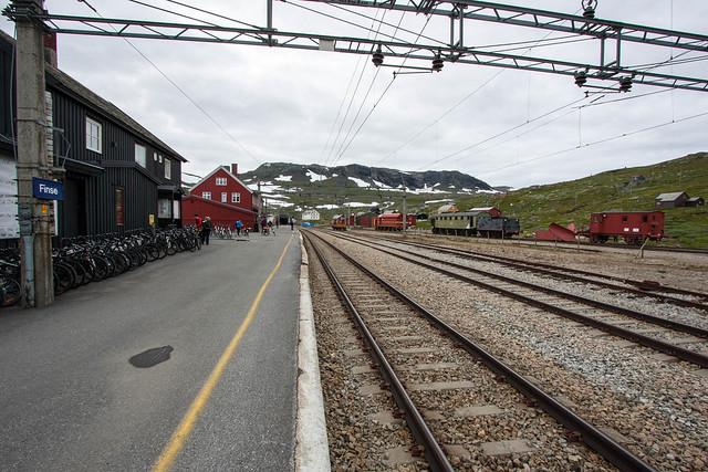 Finse togstation