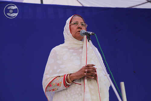 Member Executive Committee SNM, Joginder Kaur from Chandigarh