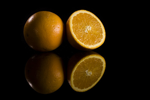 Orange on Black | by Odalaigh
