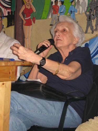 5/5/08: Rossana Rossanda a l'Ateneu Candela