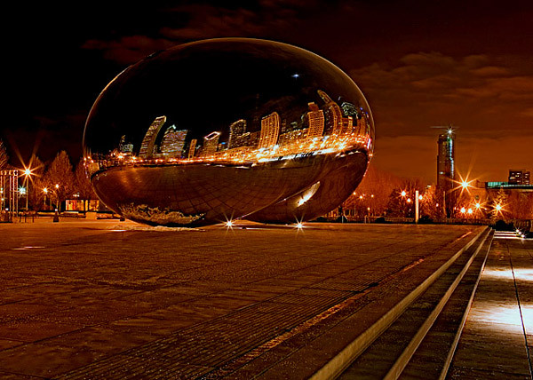 Chicago Reflections