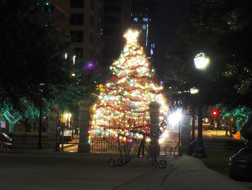 christmas in austin   by jennawakeley