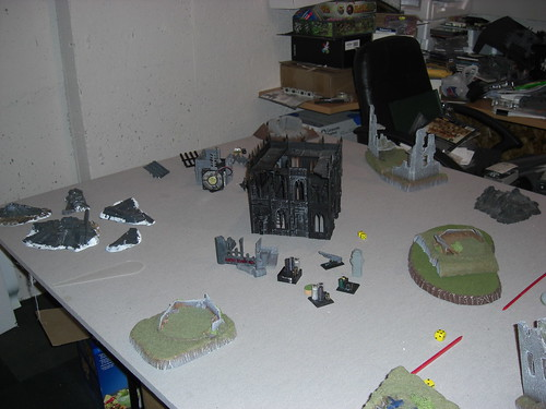 Eplay warhammer game setup - Arthur has accepted my ...