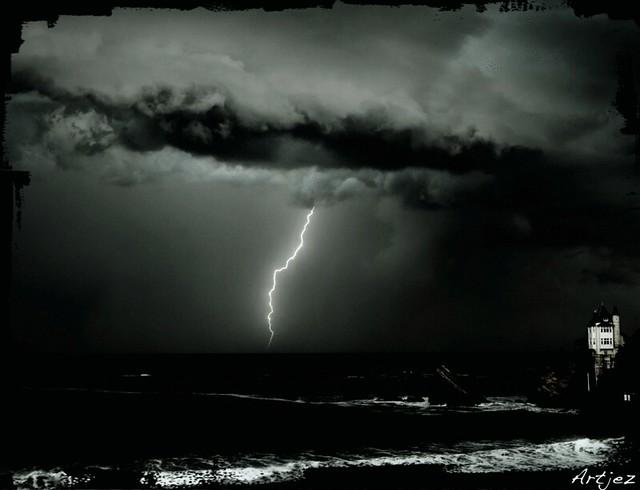 Belza-sous-l'-orage