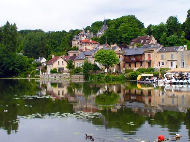 Pierrefonds, France 2008