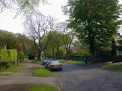 Sheffield -  High Class Residential (Outer Suburbs)
