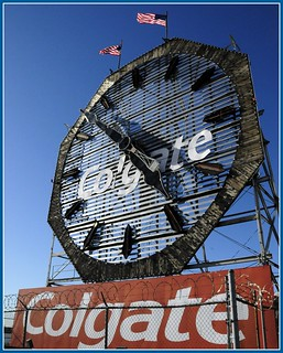 Colgate Clock Jersey City (1 of 2) | by Tony Fischer Photography