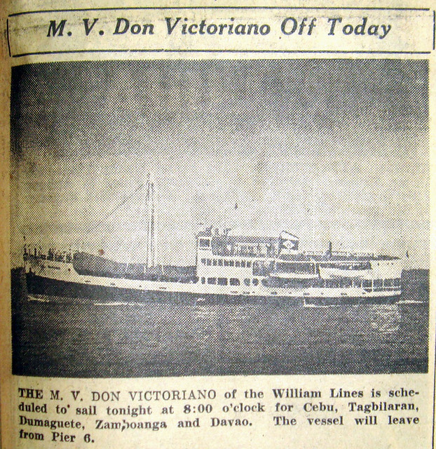 M.V. Don Victoriano (unverified)