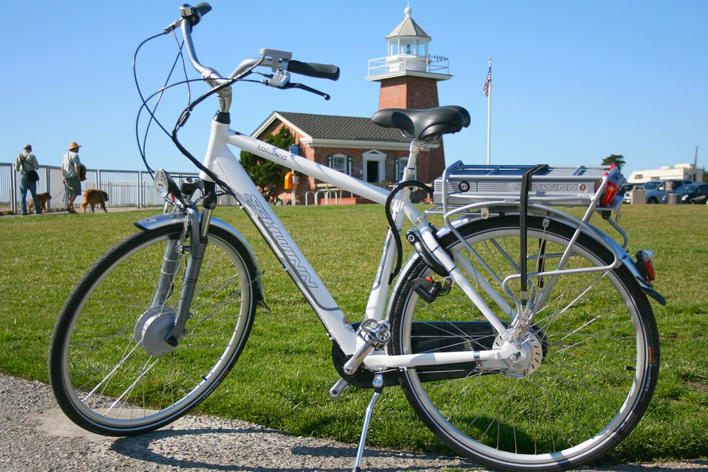 Schwinn Tailwind Electric Assit bike