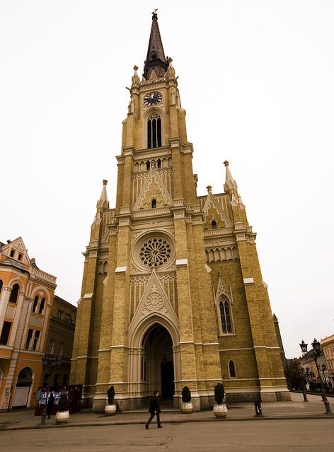 Catholic cathedral St. Mary