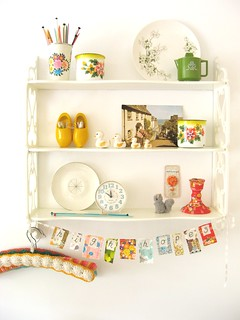 a shelf of high hopes... | by dottie angel