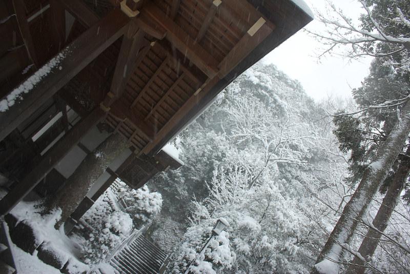 雪の鎌倉_23