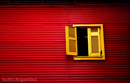 La ventanita amarilla