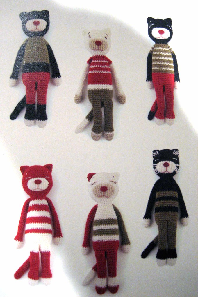 How to Crochet Stripes for Amigurumi Pefectly - Club Crochet | 1024x681
