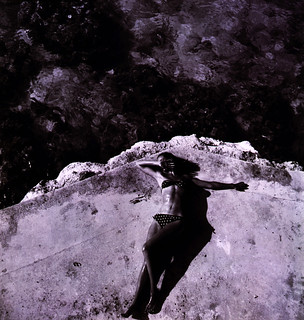 Dovima in Jamaica, by Toni Frissell, 1946