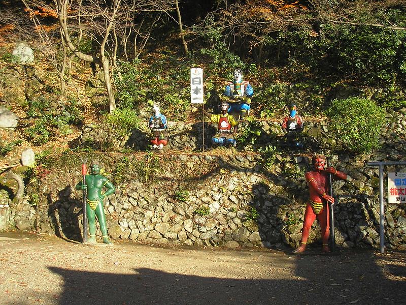 Momotaro Shrine
