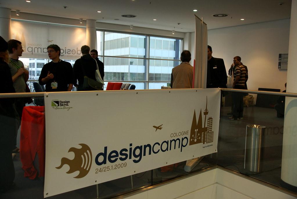 DesignCamp 2009 Banner
