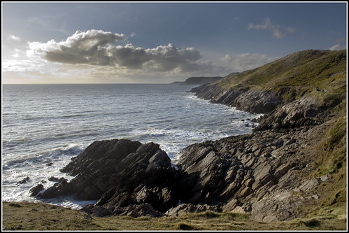 Gower coast | by Capt' Gorgeous