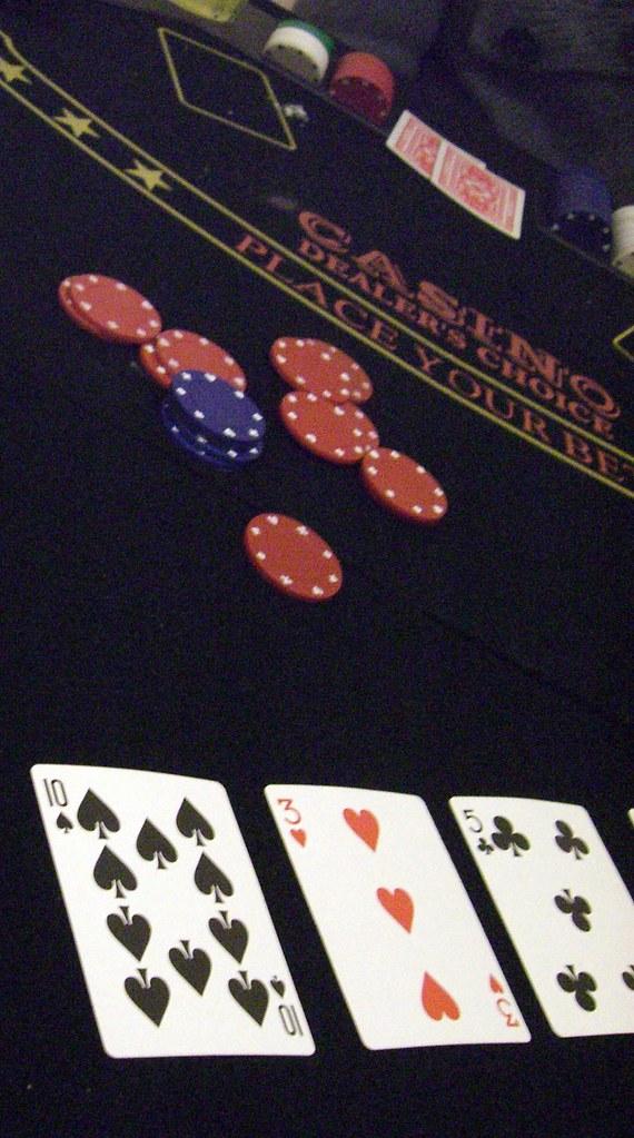 30th Jan: Girls' poker night