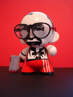Mini Munny: The Colonel - finished | by gtcowgirl