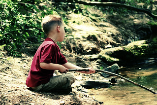 Pretend Fishing | by Gainesvegas