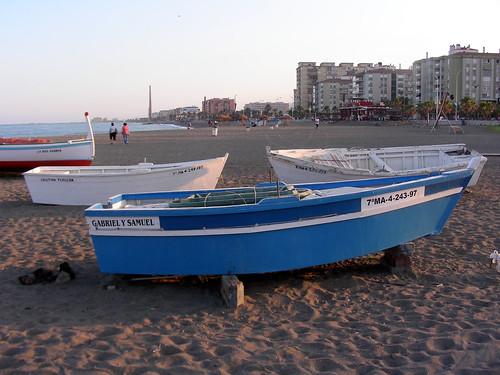 Playa de San Ándrés o de Huelin (14)2