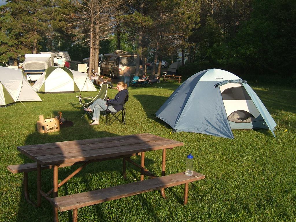 Burlington Bay Campground | ka7ar | Flickr