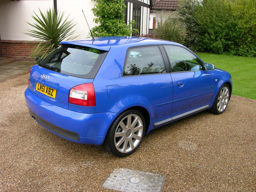 Kekurangan Audi S3 2001 Tangguh