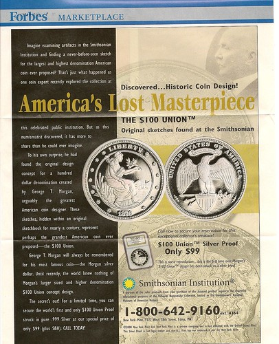 Forbes Union ad | by Numismatic Bibliomania Society