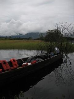 Woodern Canoe to Angel Falls