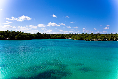 Beautiful Xel-Ha | by Nicholas Doumani