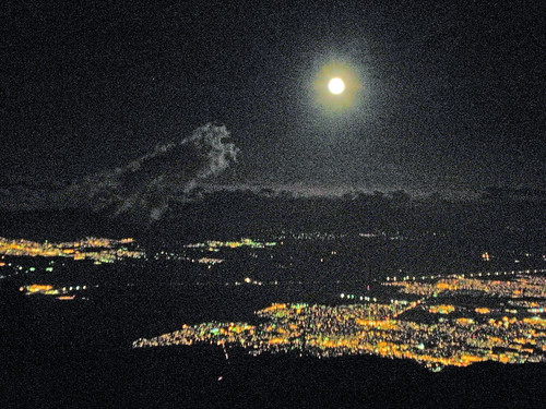 moon cold photoshop view palmsprings windy citylights handheld mountainstation palmspringsaerialtramway mtsanjaxcintostatepark