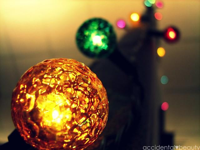 day seventy seven: getting festive
