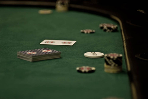Poker with no players | by brieuc_s