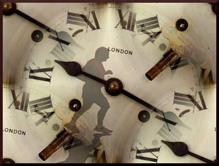 """Are We Running Out Of Time? (explored!)   by Bug-a-Lug ("""",)"""